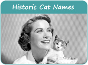 Historic Cat Names