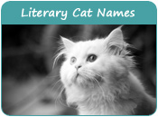 Literary Cat Names