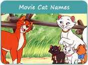 Movie Cat Names