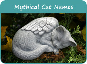 Mythical Cat Names