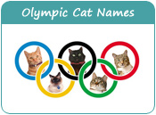 Olympic Cat Names