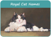 Royal Cat Names