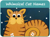 Whimsical Cat Names