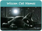 Wiccan Cat Names